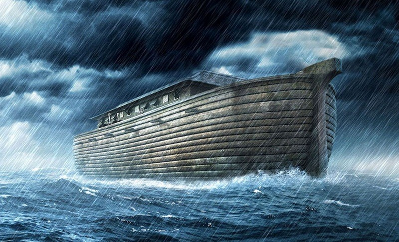 As Were The Days of Noah,  The Days of Lot…