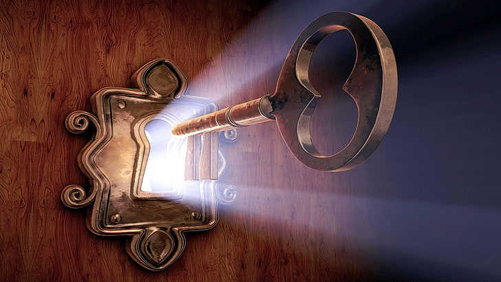 Truth Is the Only Key to Open the Doors of Freedom andHope